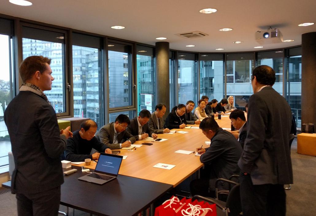 E-Commerce Vortrag China