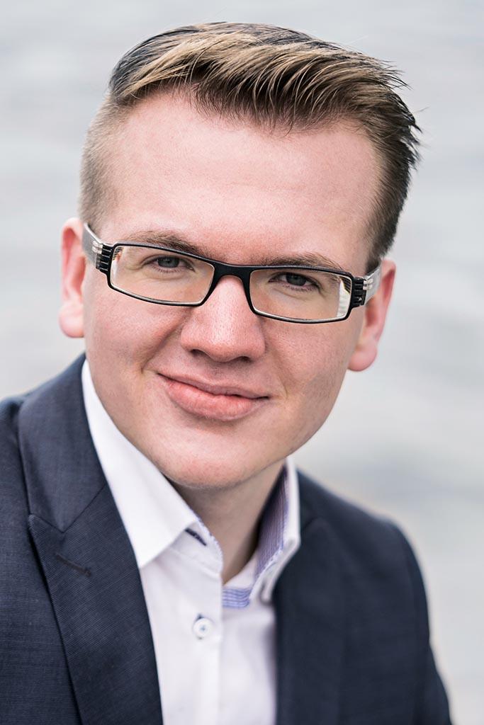 E-Commerce Consultant Fabian Kerschke